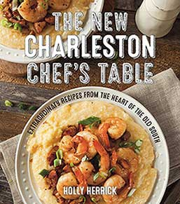 New Charleston Chefs Table book cover