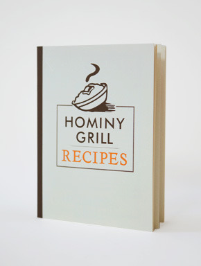 Hominy Grill's Recipe Book will become a staple in your HG and southern cooking fan's cookbook repetoire.
